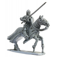 Siennese Knight 1360, charging