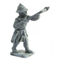 German crossbowman with kettle-hat, 1250-1300