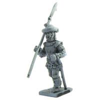 English infantryman, 1450