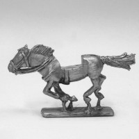 Light horse, galloping
