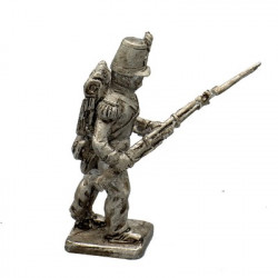 Voltigeur of a Carabineers regiment, attack march