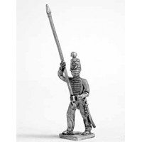 Standard Bearer of Chasseur of the Guard