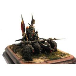Orc General War Chariot