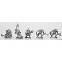 Orcs with Two Hand Weapon 2