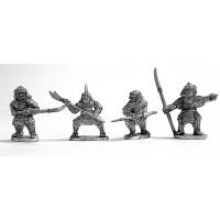 Nihon Orcs with naginata