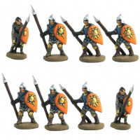 High Elf Warriors with spear