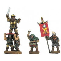 Dwarf King  command group
