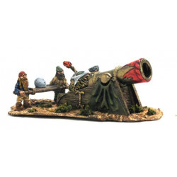 Great cannon and crew