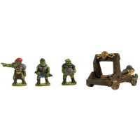 Orc catapult and crew