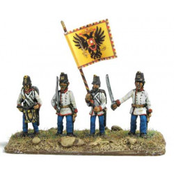Austrian Fusiliers command