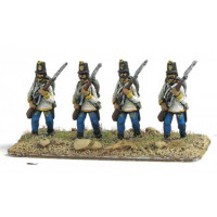 Hungarian Fusiliers, attack march