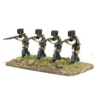 Austrian Jaeger, attack march