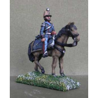 Officer of Light Cavalry, campaign uniform