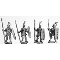 Medium spearmen (class II)