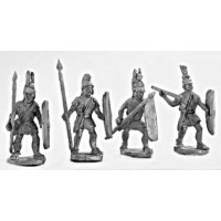Lighter spearmen (class III)