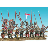 Later Swiss Army 1400 - 1522.