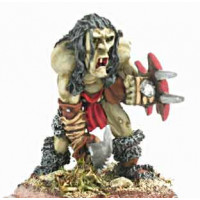 War Troll with Cutting Weapon