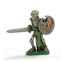 Skeleton with sword S127