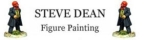 Steve Dean miniature paintings
